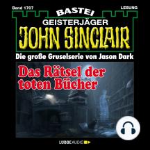 John Sinclair, Band 1707: Das Rätsel der toten Bücher