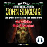 John Sinclair, Band 1715
