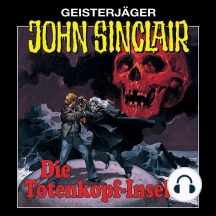 John Sinclair, Folge 2: Die Totenkopf-Insel