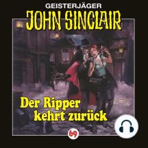 John Sinclair, Folge 69: Der Ripper kehrt zurück