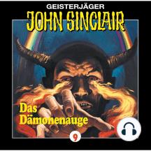 John Sinclair, Folge 9: Das Dämonenauge (2/2)