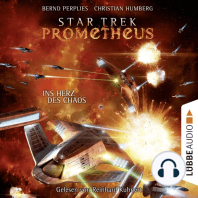 Star Trek Prometheus, Teil 3