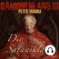 Die Satansklaue - Dämonenland 3 (Ungekürzt)