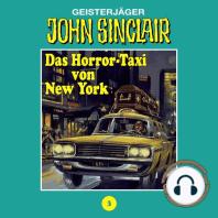 John Sinclair, Tonstudio Braun, Folge 3