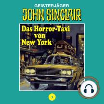 John Sinclair, Tonstudio Braun, Folge 3: Das Horror-Taxi von New York