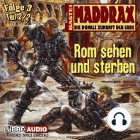 Maddrax, Folge 3