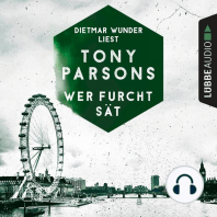 Wer Furcht sät - Detective Max Wolfes dritter Fall - DS-Wolfe-Reihe 3
