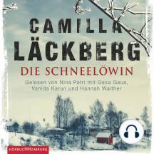 Ein Falck-Hedström-Krimi, Folge 9: Die Schneelöwin (Gekürzt)