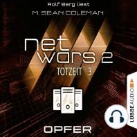 Netwars, Staffel 2: Totzeit, Folge 3: Opfer