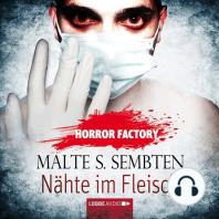 Nähte im Fleisch - Horror Factory 17
