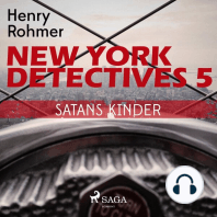 Satans Kinder - New York Detectives 5 (Ungekürzt)
