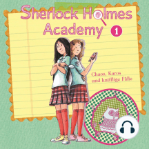 Sherlock Holmes Academy, Folge 1: Chaos, Karos und knifflige Fälle