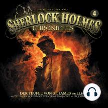 Sherlock Holmes Chronicles, Folge 4: Der Teufel von St. James
