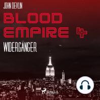 Widergänger - Blood Empire 4 (Ungekürzt)