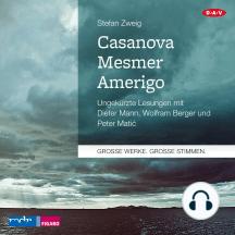 Casanova - Mesmer - Amerigo