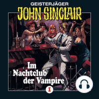 John Sinclair, Folge 1