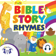 Fun Bible Story Rhymes for Kids