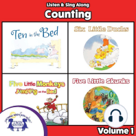 Listen & Sing Along Counting