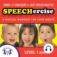 Speechercise, Level 1 & 2