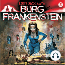 Dan Shockers Burg Frankenstein, Folge 3: Die Horror-Braut von Burg Frankenstein