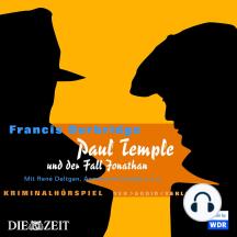 Paul Temple, Paul Temple und der Fall Jonathan