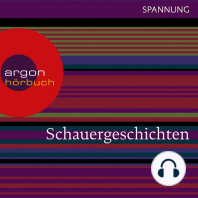 Schauergeschichten (Ungekürzte Lesung)