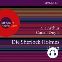 Sherlock Holmes - Der griechische Dolmetscher / Das gelbe Gesicht / Der Daumen des Ingenieurs / Das gefleckte Band / Die verschwundene Braut (Ungekürzte Lesung)