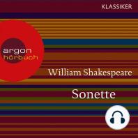 Sonette (Ungekürzte Lesung)
