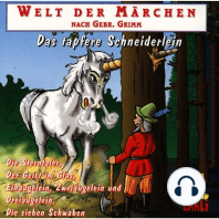 Welt der Märchen, Das tapfere Schneiderlein