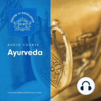 Ayurveda: Audio Course