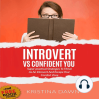 Introvert vs Confident You