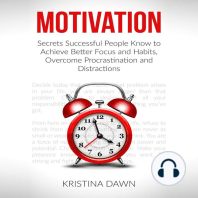 Motivation and Personality