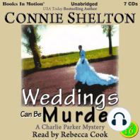 Weddings Can Be Murder