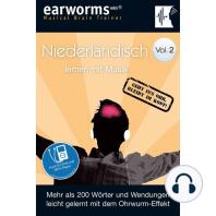 Niederländisch Vol. 2: lernen mit Musik