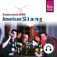 Reise Know-How Kauderwelsch AUDIO American Slang