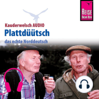 Reise Know-How Kauderwelsch AUDIO Plattdüütsch
