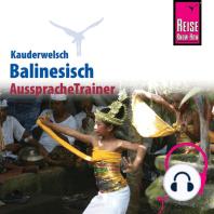 Reise Know-How Kauderwelsch AusspracheTrainer Balinesisch