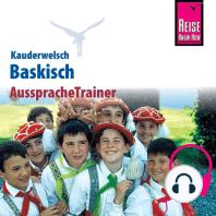 Reise Know-How Kauderwelsch AusspracheTrainer Baskisch