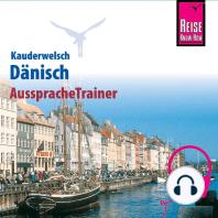 Reise Know-How Kauderwelsch AusspracheTrainer Dänisch