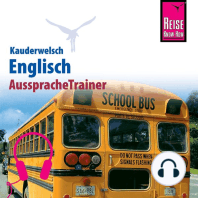 Reise Know-How Kauderwelsch AusspracheTrainer Englisch