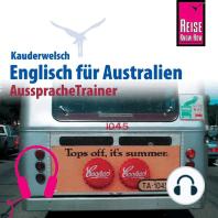 Reise Know-How Kauderwelsch AusspracheTrainer Englisch für Australien