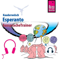 Reise Know-How Kauderwelsch AusspracheTrainer Esperanto