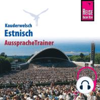 Reise Know-How Kauderwelsch AusspracheTrainer Estnisch