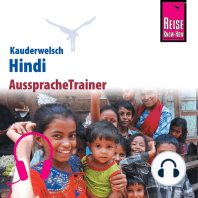 Reise Know-How Kauderwelsch AusspracheTrainer Hindi