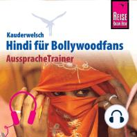 Reise Know-How Kauderwelsch AusspracheTrainer Hindi für Bollywoodfans
