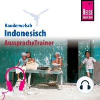 Reise Know-How Kauderwelsch AusspracheTrainer Indonesisch