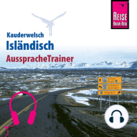 Reise Know-How Kauderwelsch AusspracheTrainer Isländisch