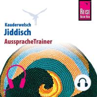Reise Know-How Kauderwelsch AusspracheTrainer Jiddisch