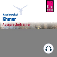 Reise Know-How Kauderwelsch AusspracheTrainer Khmer