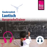 Reise Know-How Kauderwelsch AusspracheTrainer Laotisch